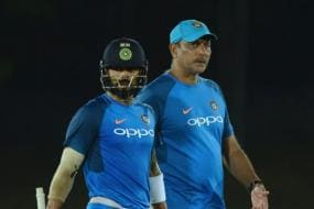 Coach Ravi Shastri Confident Ahead of South Africa Tour