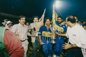 A Champion Speaks | Bought Carpets on Morning of '96 Final: Arjuna Ranatunga
