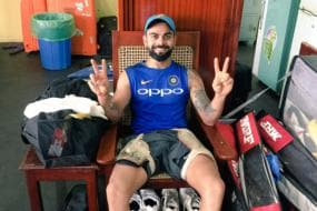 Run-machine Virat Kohli Scales New Heights in Colombo