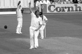 28th July 1977: 'Beefy' Botham Makes His Test Debut For England