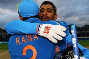 ICC World Cup 2019 | Dhoni is the 'Captain' of All Captains: Raina