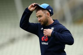 Mark Stoneman the Only Change for England Against West Indies