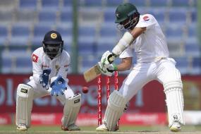 1st Test: Pakistan's Azhar Ali Defies Sri Lanka on Day 3