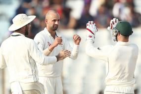 Mushfiqur, Sabbir Fightback After Lyon Roars for Australia