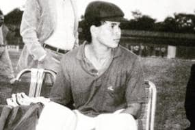 Tendulkar Shares Age-old Image to Remind Fans of His Early Days