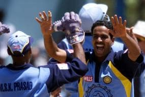 26th September 1999: Sunil Joshi Casts Spin Spell on the Proteas