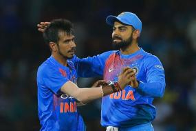 Yuzvendra Chahal Has Maxwell's Number; Makes it 4 Out of 4