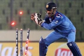 Another Milestone for MS Dhoni as he Completes 800 Dismissals in all Internationals