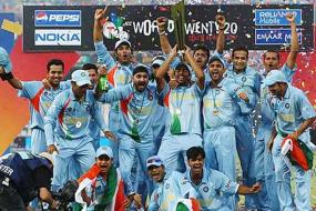 24 September 2007: India Win Maiden ICC World Twenty20 After Beating Pakistan
