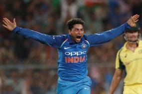 Kuldeep Yadav 'Proud' of His Match Winning Performance