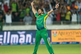 Shahid Afridi to Lead ICC World XI After Injured Eoin Morgan Pulls Out