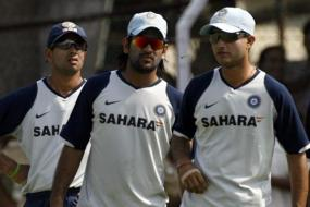 MS Dhoni Owes Career to Sourav Ganguly Says Virender Sehwag