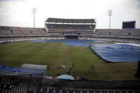 Hyderabad Turns to Fans to Dry Ground Ahead of Deciding T20I