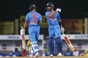 Virat Kohli Irked Despite India Winning Opening T20I in 'Dhoniland'
