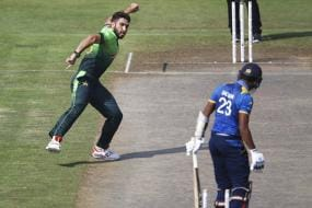 Pakistan's Usman Khan Picks Up Third Fastest Fifer in One Day Cricket