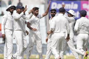 In Numbers | Not All About Spin at Home for India, The Fast Men Play Key Role Too