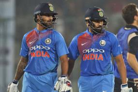 Rohit, Dhawan Shine as Indian Openers Dominate 2017