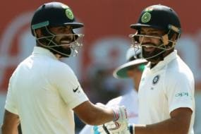 Kohli, Rohit and Dhawan Bat Sri Lanka to the Brink of Defeat in 3rd Test