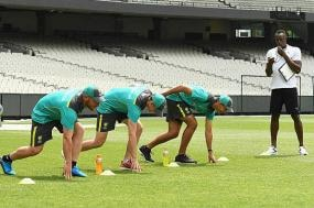 Steve Smith & Co Turn to Bolt to Help Improve Running Between Wickets