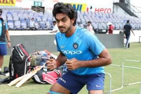 All-rounder Vijay Shankar Still Disappointed After Failure in Final