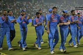 India Thrash New Zealand by 53 Runs As Ashish Nehra Bids Farewell