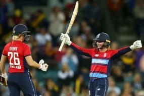 England Women Win Last Ashes T20I; Wyatt Scores Hundred