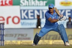 Dhoni on Verge of Becoming Fourth Fastest to 10,000 ODI Runs