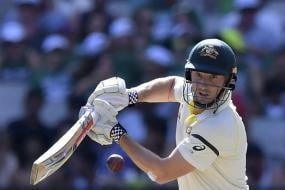Australia Gain Valuable Batting Practice After Lyon Eight-for
