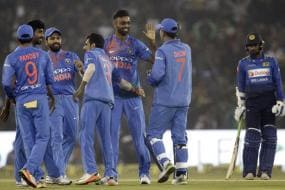 India Record Biggest T20I Win in Cuttack as SL Slump to Worst Defeat