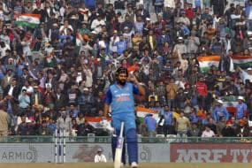 India vs Sri Lanka, 2nd ODI at Mohali, Highlights: Rohit Steals the Show