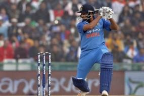 Watch Team India and Rohit Sharma Celebrate His Record Double Ton