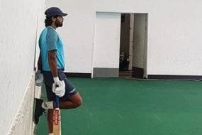 Virat Kohli & Co Forced to Practise Indoors Due to Rain in Cape Town