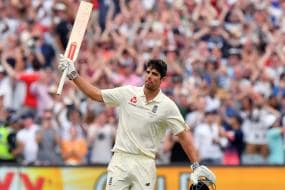 Alastair Cook Gets Past Brian Lara in List of Most Runs Scored in Tests