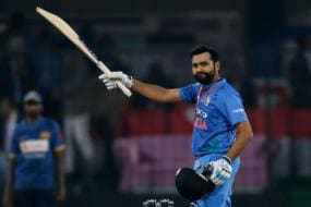 Rohit Sharma Remembers International Debut on Landing in Ireland
