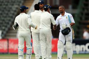 22nd December 2013: South Africa Almost Chase Down 458 Against India