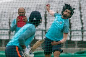 Ishant Signs for Sussex for First Two Months of County Season