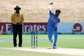ICC U19 WC: Ishan Bowled India to Title With Injured foot, Reveals Coach
