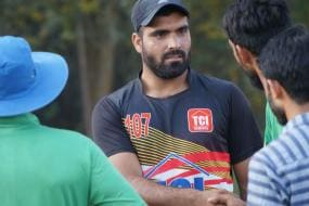 Meet Kashmir's Latest Cricket Star, 'Sixer Man' Manzoor Ahmad Dar
