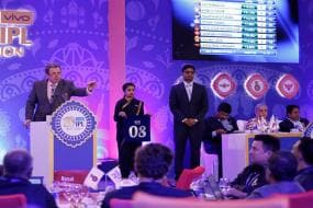 IPL 2020 Auction to be Held on December 19 in Kolkata