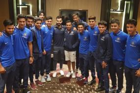 Kohli Feels Current U-19 Squad Much More Confident Than His 2008 Team