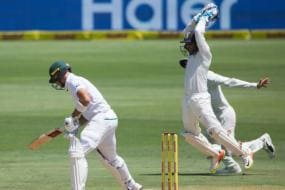 Ashwin & Run Outs Keep India in Hunt After Amla, Markram Knocks