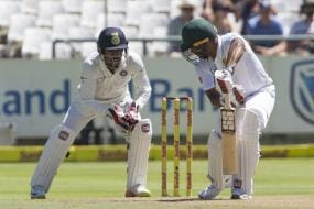 Wriddhiman Saha Breaks Dhoni's Catching Record in Cape Town Test