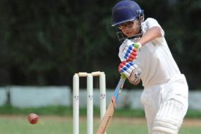 Dravid's Son Grabs Eyeballs With Hundred in School Cricket