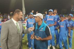 ICC U19 WC: IPL Auction Week Was Stressful, I was Worried, Says Dravid