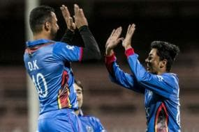 Rashid Khan Leads Afghanistan to Series Win Against Zimbabwe