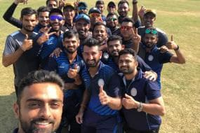 Vijay Hazare Trophy: All-round Saurashtra Beat Andhra to Reach Final
