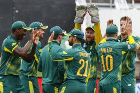 South Africa vs Zimbabwe, 3rd ODI at Paarl Highlights: As It Happened