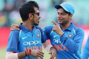 Kuldeep & Chahal Prove Value of Operating in Tandem