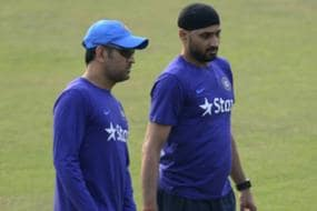 I Don't See MS Dhoni Wearing India Jersey Again: Harbhajan Singh