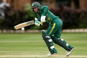 Du Preez Pulls Off Consolation Win for South Africa Over India
